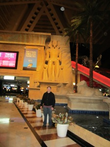 The Luxor was Dave's favorite.